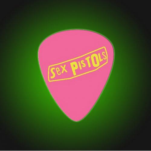 Pink sex pistols pick