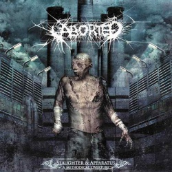 Aborted - Slaughter & Apparatus CD