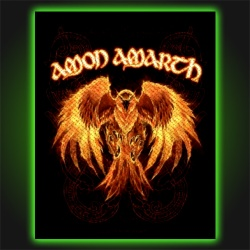 Amon Amarth - Phoenix Patch