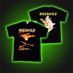 Bathory - The Return T- Shirt size small