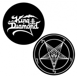 King Diamond - Vinyl Slip Mat Set