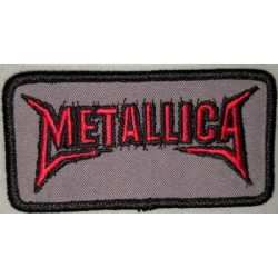 Metallica - Worker Patch
