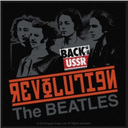 The Beatles - Back in the USSR Patch