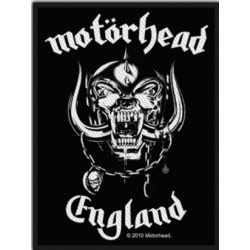 Motorhead - England Patch