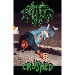 Rotting - Crushed Cassette Tape
