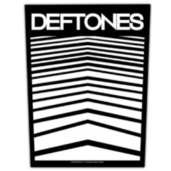 Deftones - Abstract Lines Back Patch