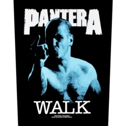 Pantera - Walk Back Patch