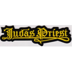 Judas Priest - Band Logo Patch