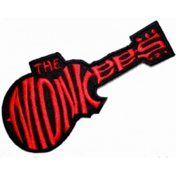 The Monkees - Band Logo Patch