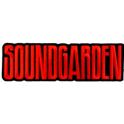 Soundgarden - Band Logo Patch