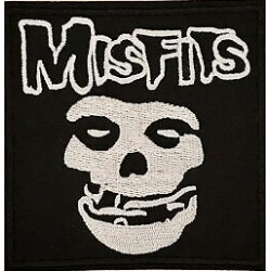Misfits - Logo and Fiend Skull Patch