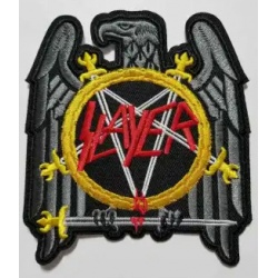 Slayer - Eagle Jacket Patch